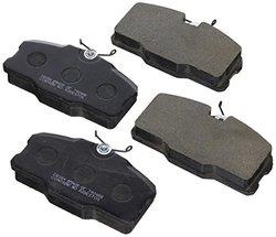 Axxis 45-04250D Deluxe Advanced Premium Ceramic Brake Pad Set