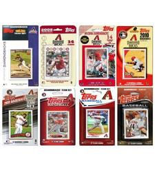 MLB Arizona Diamondbacks Licensed Trading Card Team Set