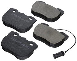 Axxis 45-0520WD Deluxe Advanced Premium Ceramic Brake Pad Set