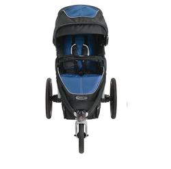 Relay Click Connect Jaguar Stroller - Black/Blue