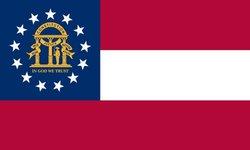 Heath Outdoor 4-Feet x 6-Feet Georgia Flag (46010)