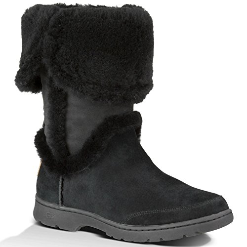 d97c177dd74 UGG Women's Katia Boot - Black Suede - Size: 6 B - Check Back Soon ...