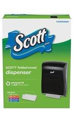 Scott's Folded Towels Dispenser (14232)