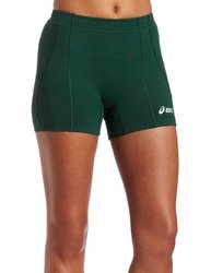ASICS Women's Baseline Vb Short - Forest - Size: X-Small