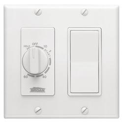 Broan 60 Minute Time Control; White