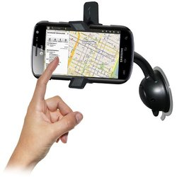 Amzer AMZ94323 Car Mount & Case System for Samsung Exhilarate SGH-I577