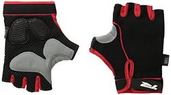 Ryder Unisex Vent Gel Glove - Red - Size: X-Large