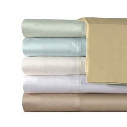Exquisite Hotel 600tc Egyptian Cotton Sheet Set: White/queen (4-piece)