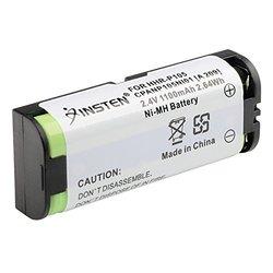 eForCity 2x 2.4V Ni-MH Battery For Panasonic HHR-P105 HHRP105 - 406073