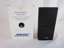 Bose Acoustimass Direct/Reflecting Speaker - Black