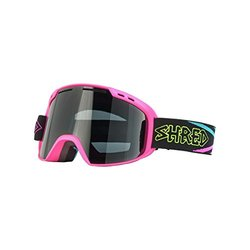 Shred Optics Amazify Shrastalines Goggles - Pink