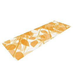 Kess InHouse Anchobee Yoga Exercise Mat - Summer