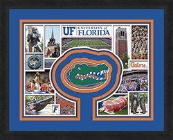 "Photo File NCAA Florida Gators Sports Photo - Size: 13"" x 16"""