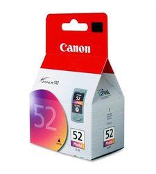 Canon CL52TRI (CL-52) Tri-Color Cartridge ink (0619B002)