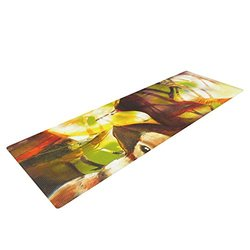 Kess InHouse Kristin Humphrey Yoga Exercise Mat - Assorted - 72 x 24""