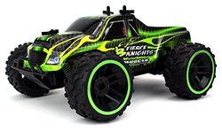 Remote Control RC Truck: Fierce Knight 2.4 GHz (Colors May Vary)