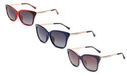 Dasein New Women's Luxury Sunglasses - Brown