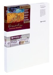 "12""x24"" Sierra 12oz Triple Primed Heavy Cotton Canvas (41932)"
