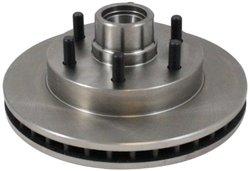 Dura International BR5596 Front Vented Disc Brake Rotor