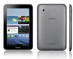 "Samsung Galaxy Tab 2 7"" WiFi Tablet Android 4.0 1GHz 8GB w/ Pouch GT-P3113"