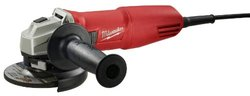Milwaukee 7 Amp Corded 4-1/2 in. Small Angle Grinder (6130-33)