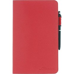rooCASE Dual View Folio Case Cover with Stylus for Samsung Galaxy Tab S 8.4