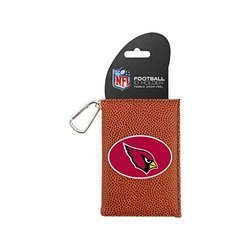 NFL Arizona Cardinals Classic Football ID Holder - Brown - One Size