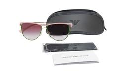 Emporio Armani Women's Sunglasses - Pink