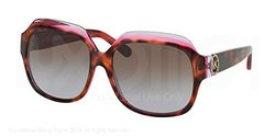 Michael Kors Women's Sunglasses: Mk6002b(42409)/tortoise Frame-brown Lens