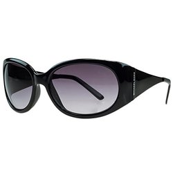 Michael Kors Women's Sunglasses: M3401s(74907)/black Frame-gray Lens
