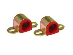 Prothane 19-1148 Red 32 mm Universal Sway Bar Bushing fits B Style Bracket