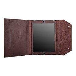 Camalen Elegance iPad Air Genuine Leather Case - Red