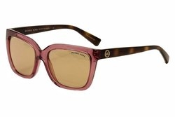 Michael Kors Women's Sunglasses - Rose Transparent Tortoise