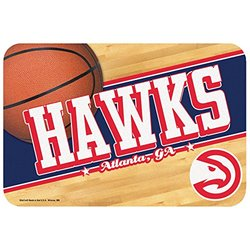 "NBA Atlanta Hawks Floor Mat, 20 x 30"", Team Color"