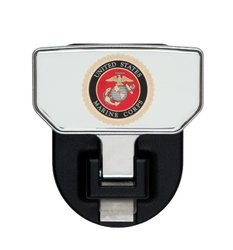 Carr U.S. Marines Aluminum Tow Hook Step