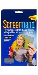 Fiber Fix Screenmend Repair Patch - Charcoal