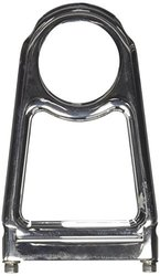 """Borgeson 2""""x5"""" Open Style Steering -Drop - Polished Aluminum (913205)"""