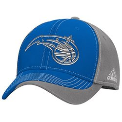NBA Orlando Magic Men's Structured Adjustable Cap - Blue/Grey - One Size