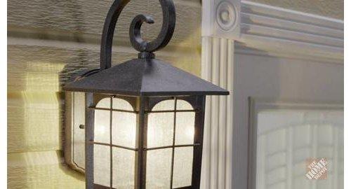 Brimfield 3 Light Aged Iron Outdoor Wall Lantern Y37030a 151