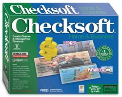 Avenquest Checksoft Home & Business Landscape Traditional Disc 10083