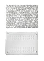 GRAPHT Keith Haring Official Licensed Collection Hard Cover for 15-Inch MacBook Pro, People/White (APA05-007PWH)