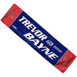"""NASCAR Trevor Bayne Cooling Towel, 8 x 30"""", Team Color"""