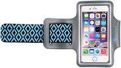 Gaiam KhelaSport Armband for iPhone 6/iPhone 6S - Diamond Mine (31472)