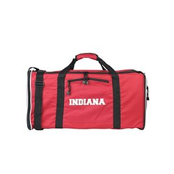 "NCAA Indiana Hoosiers 28"" Steal Duffle Bag - Red"