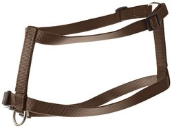 OmniPet Kwik Klip Adjustable Nylon Pet Harness, Hickory Bark, Large