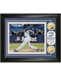 MLB Kansas City Royals 2015 ALCS MVP Photo Mint Gold Coin