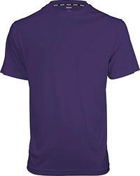Marucci Adult Performance Tee, Purple, Medium