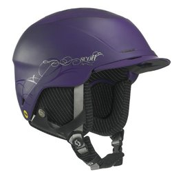 Scott Rove Mips Ski Helmet - Royal Purple Matt - Size: Medium
