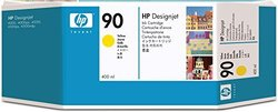 HP C5065A 90 Ink Cartridge yellow