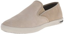 SeaVees Women's Baja Slip On Dharma Fashion Sneaker - Putty - Size: 9.5